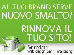mirodata web design per il marketing rinnova il tuo sito
