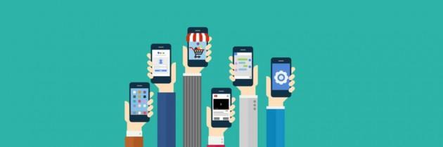 Siti web su smartphone: dati 2014