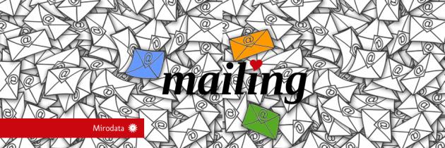 Mailing efficace: ingredienti