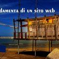 Le fondamenta di un sito web