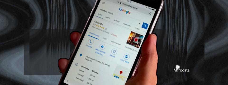 Google My Business: 6 motivi per usarlo