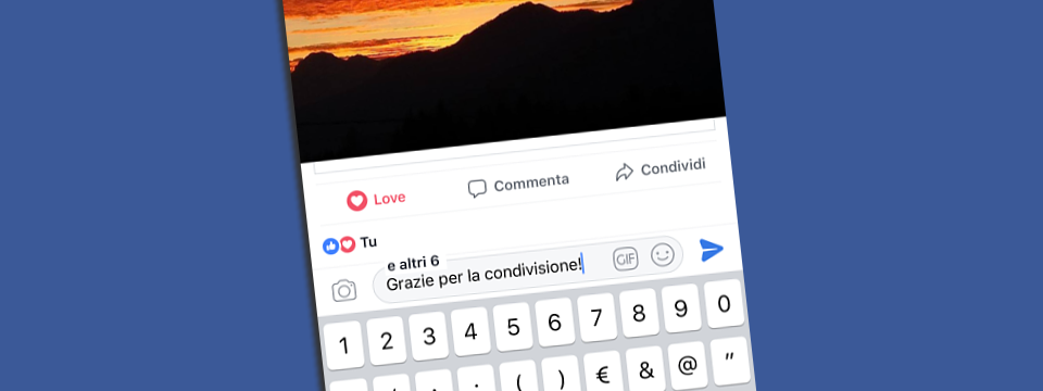 Un modo davvero facile per aumentare l'efficacia della tua pagina Facebook